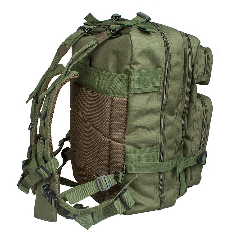 G4free 40l sport outdoor military rucksack review for Outdoor rucksack
