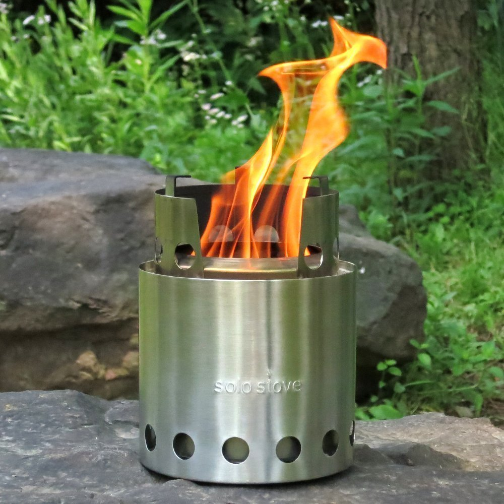 Solo Stove Wood Burning Backpacking Stove Review - Bushcraft Survival Gear  Reviews | Bushcraft Survival Gear Reviews - Solo Stove Wood Burning Backpacking Stove Review - Bushcraft